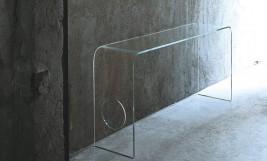 GLAS ITALIA_konzole MING by Piero Lissoni