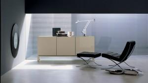 Fotelja Barcelona, dizajn Mies Van Der Rohe | proizvođač ALIVAR