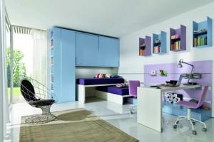 Dječja soba ZALF | 2| proizvodi GruppoEuromobil
