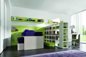 Dječja soba ZALF |3 | proizvodi GruppoEuromobil