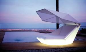 Faz kupola s rasvjetom, design Ramon Esteve | proizvođač VONDOM