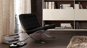 Fotelja Barcelona, dizajn Mies Van Der Rohe_ALIVAR