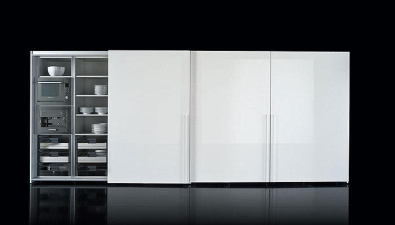 Kuhinj. ormar Eclipse, dizajn Nava&Casiraghi | proizvođač BINOVA