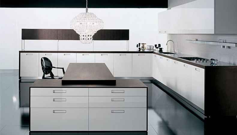 Kuhinja Asola, dizajn BEN+DESIGN | proizvođač BINOVA