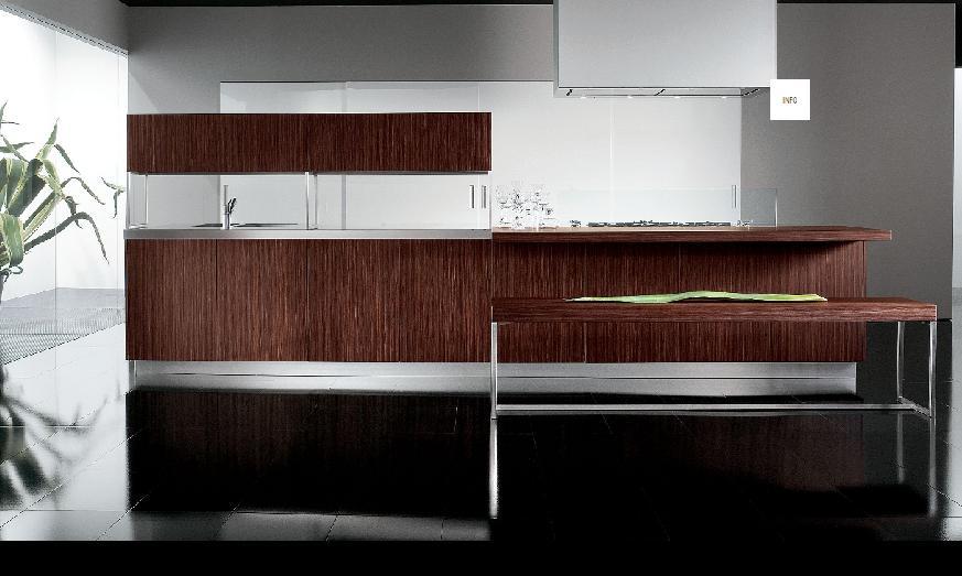 Kuhinja Asola, dizajn BEN + DESIGN | proizvođač BINOVA