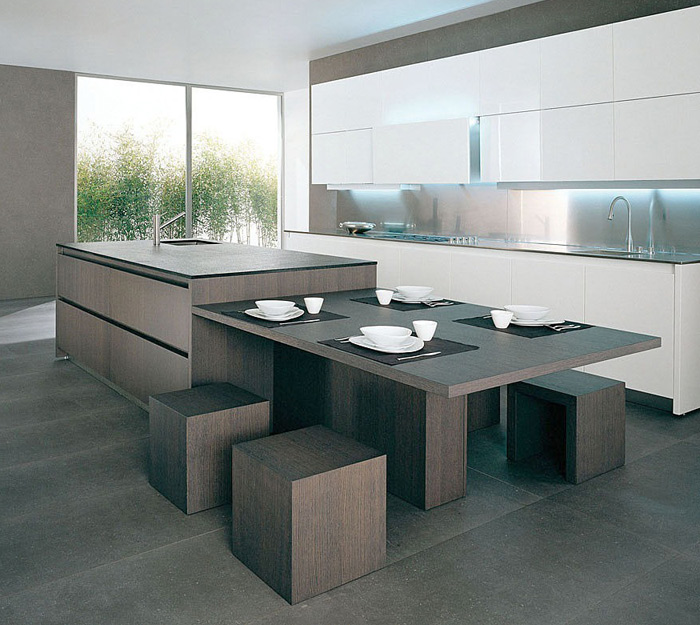 Kuhinja Continua Shannel, dizajn Nava&Casiraghi | proizvođač BINOVA