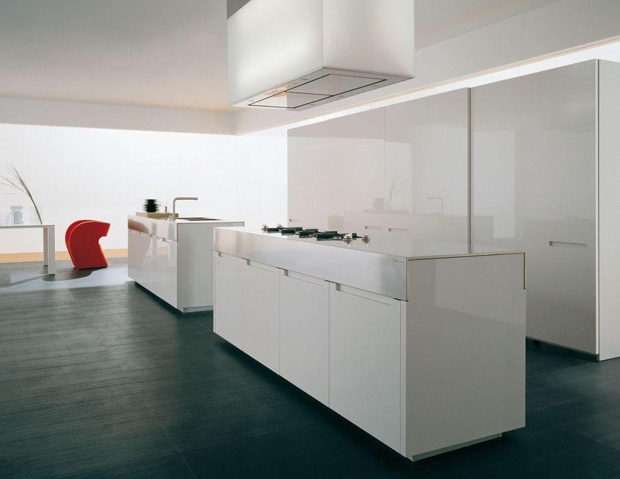 Kuhinja Modus, dizajn Nava&Casiraghi | proizvođač BINOVA