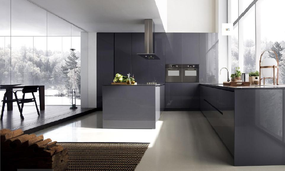Kuhinja Pura45, dizajn BEN+DESIGN | proizvođač BINOVA