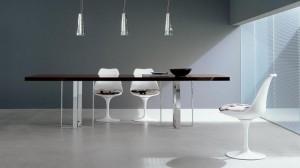 zaokretni stolac dizajn Eero Saarinen | proizvođač ALIVAR